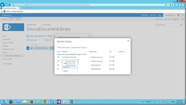sharepoint 2013 upload file to document library using jquery