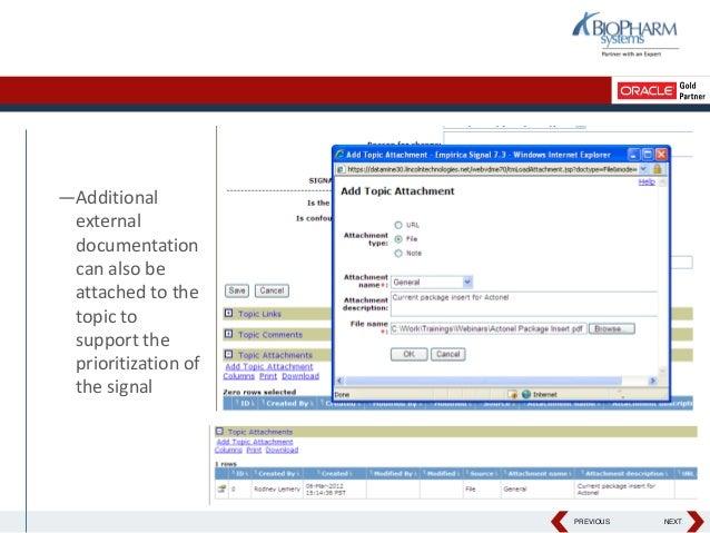 signal tag management documentation