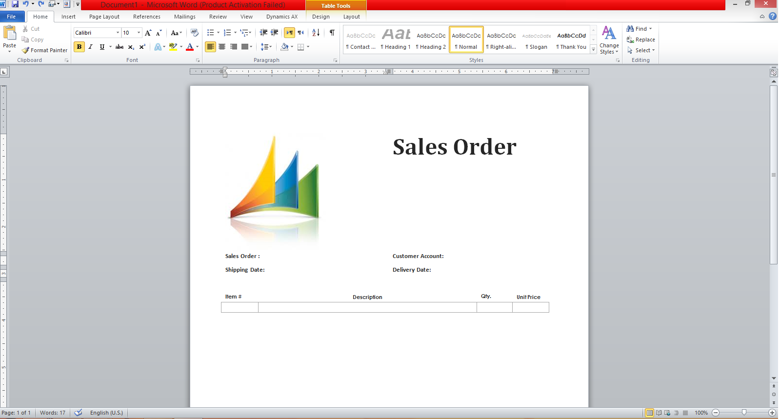 ssrs report technical design document