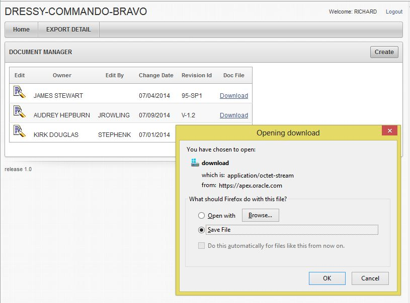 successfactors attachment error not reset after attaching document