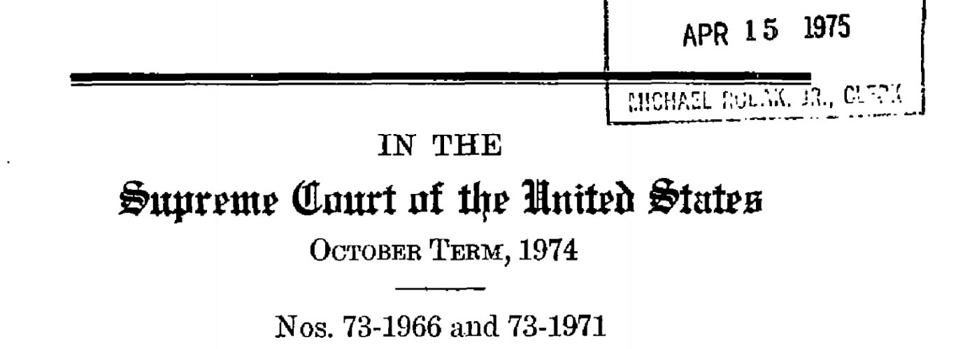 supreme law of the land document