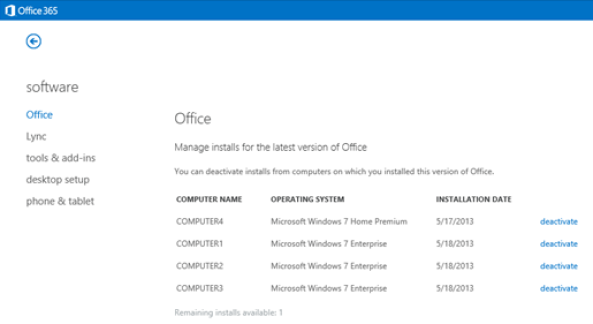 this document could not be registered office 365