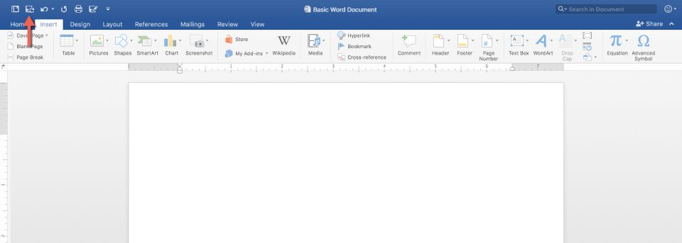 transfer word document with header to excel
