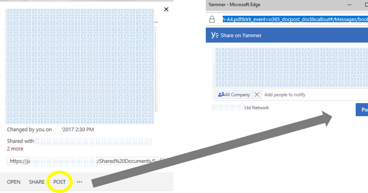 unlock a document for shared use in sharepoint