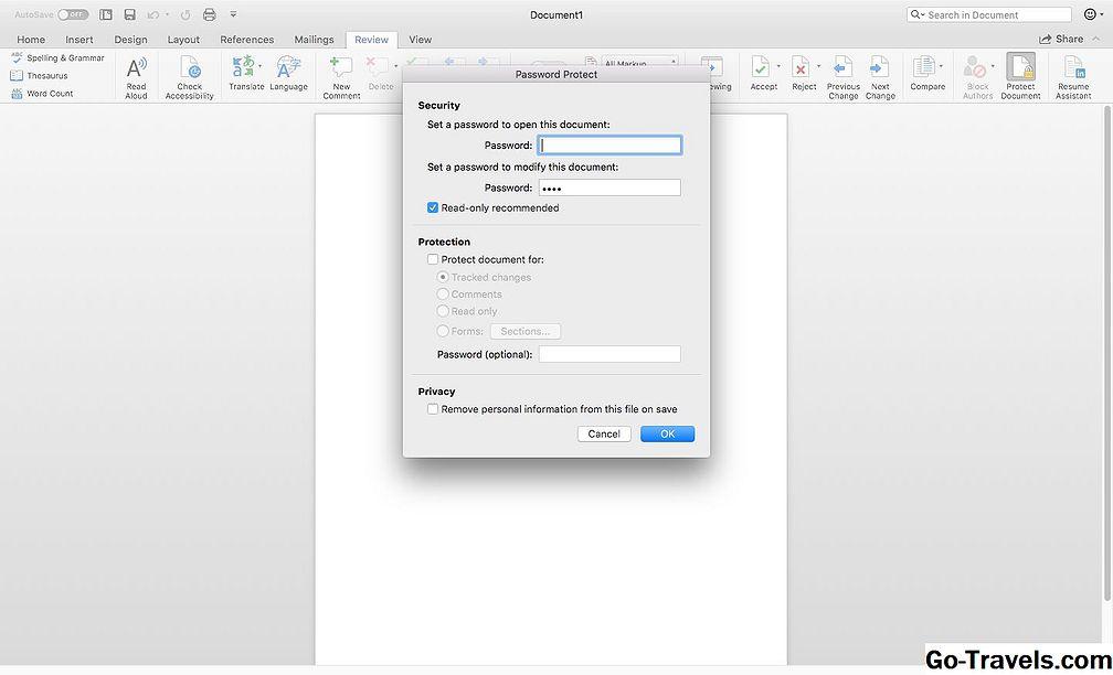 unlock password protected word document