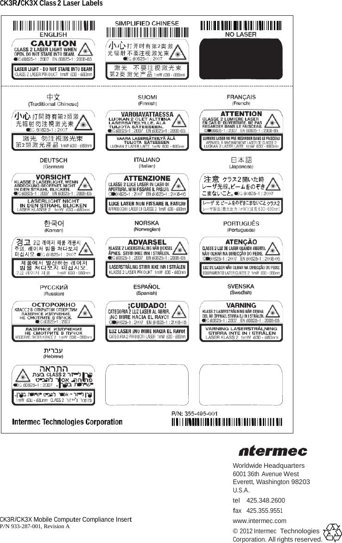 user manual documentation standards