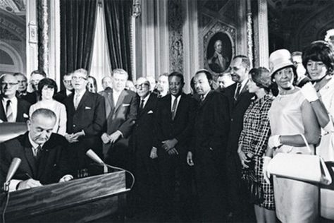 voting rights act of 1965 document