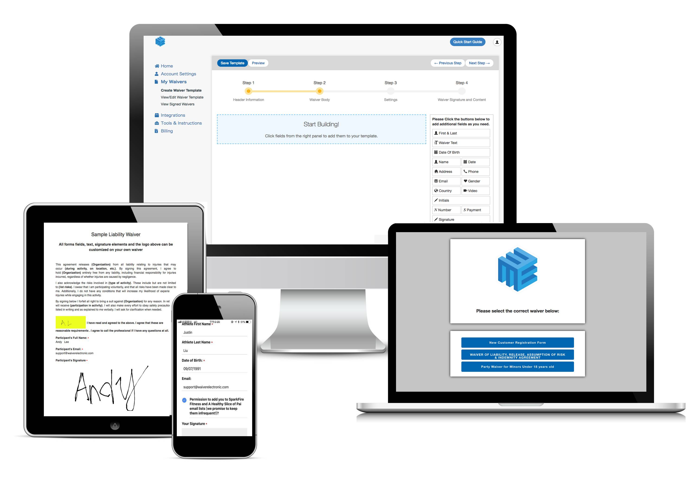 web app digitally signed document