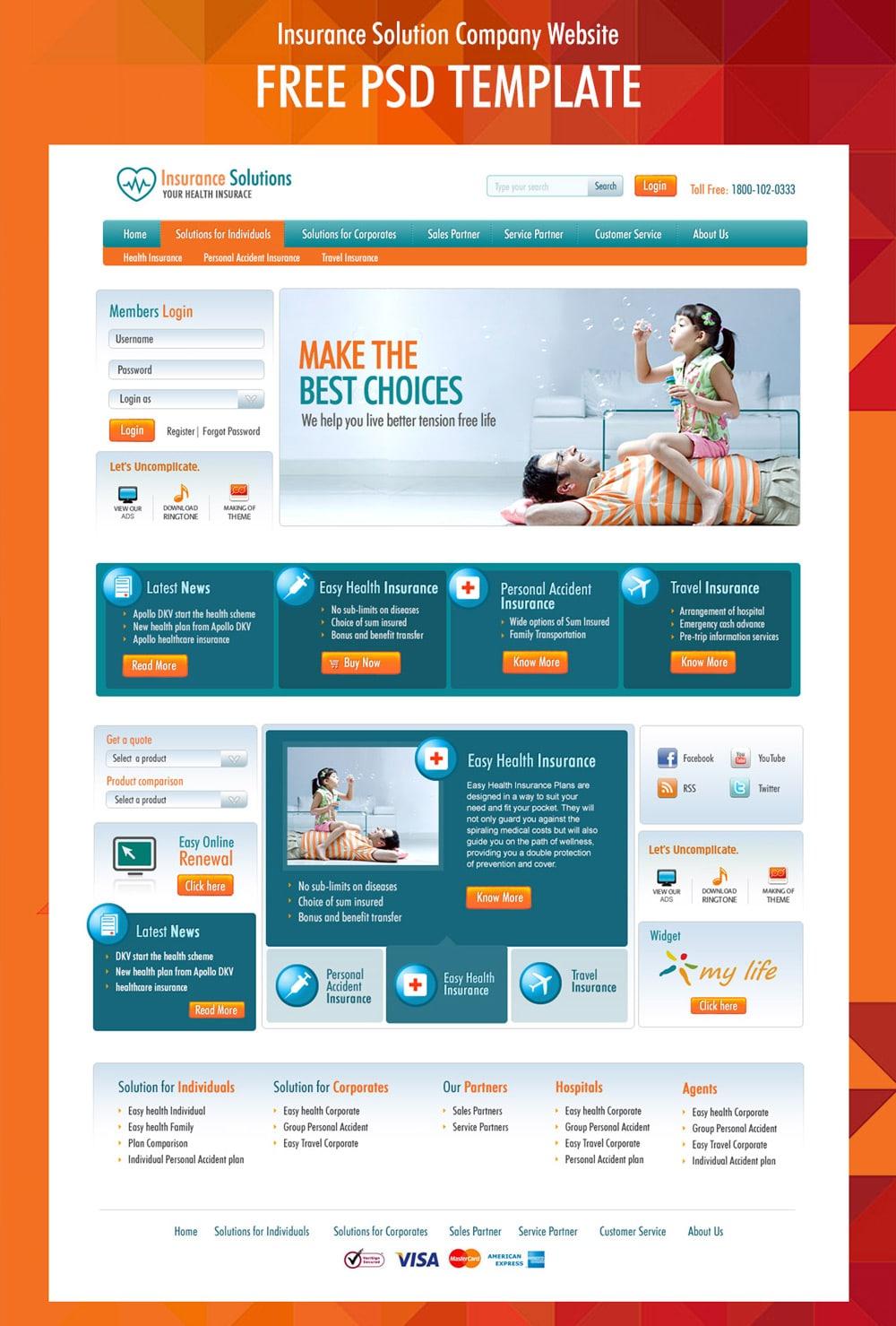 website design requirements document template