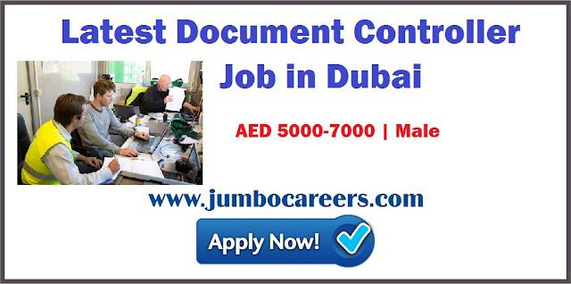 what is a document controller job description
