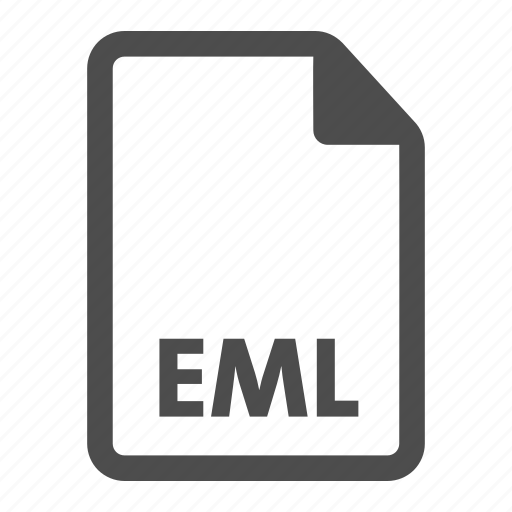 what is an eml document
