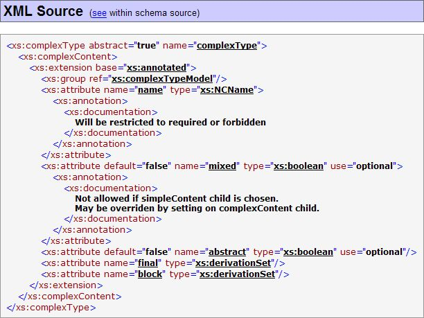 what is an xml document