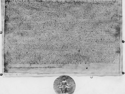 what is the magna carta document