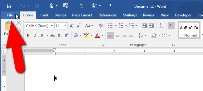 word document not printing as shown on screen