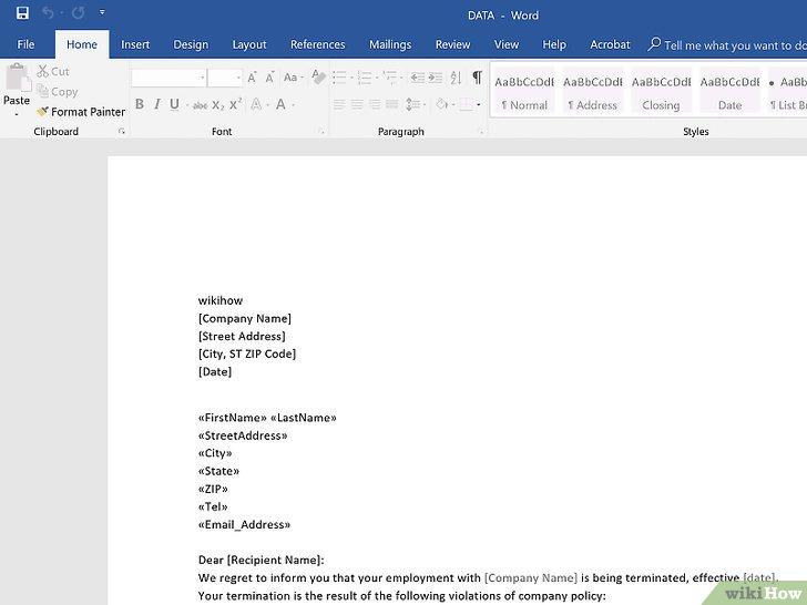 word document status on mac