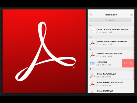 youtube how to compressess a document in acrobat reader